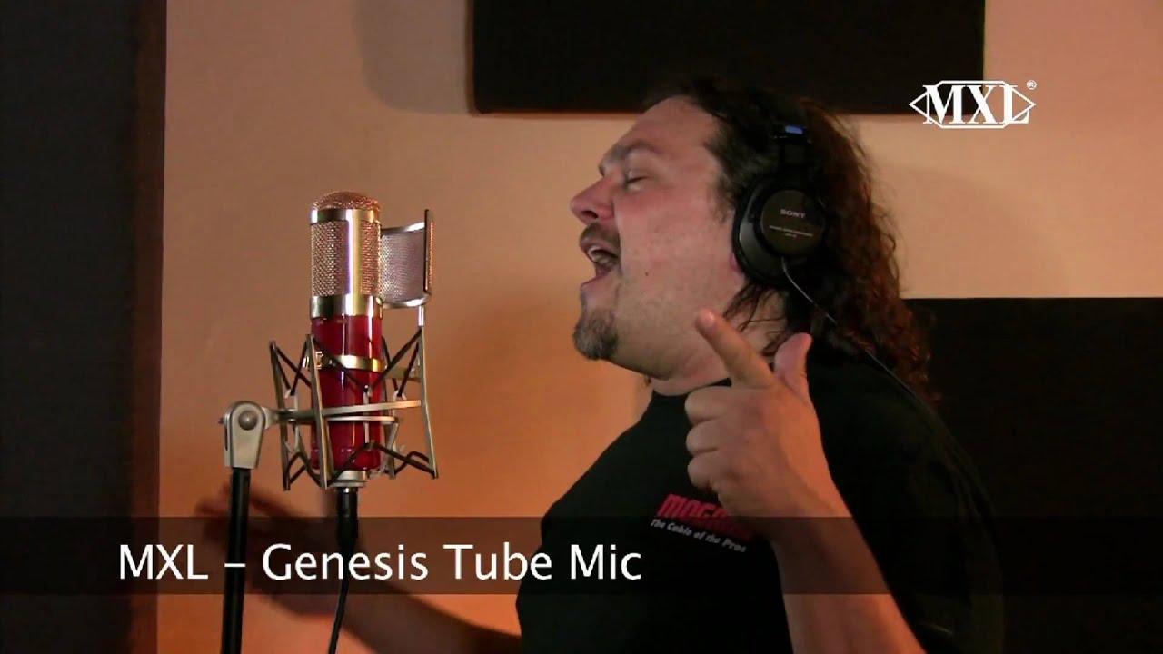 MXL® Microphones - MXL GENESIS Flagship Tube Microphone