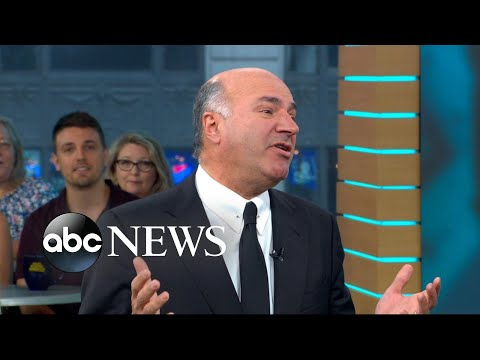 Kevin O'Leary of 'Shark Tank' shares his top investing and credit card tips