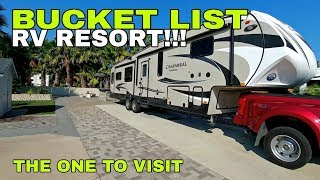 A MUST VISIT RV Resort worth the drive!  Gulf Waters RV Resort Port Aransas Tx