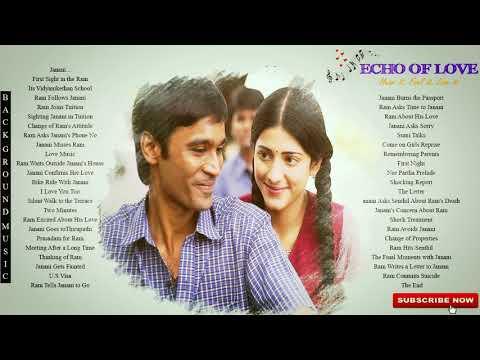 Moonu | Full Movie Best BGM | Aniruth Ravichandran |♥