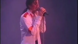 Michael Jackson - Man In The Mirror Live In Bremen 1992