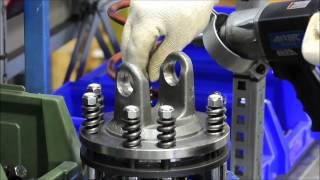 PTO Shaft Manufacturing Process