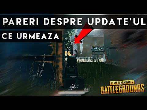 Battlegrounds • Ce va fi nou in update'ul ce urmeaza • Am cautat arma noua VSS Vintorez