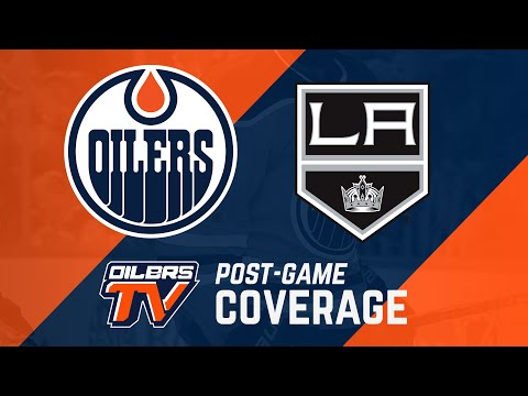 LIVE | Post-Game Coverage – Oilers vs Kings