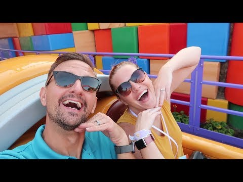 Is Early Morning Magic In Toy Story Land Worth The Price? | Rides, Breakfast & Low Crowd Levels!