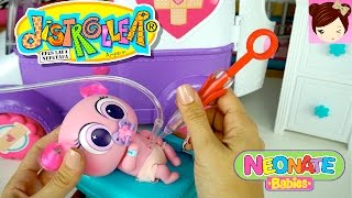 Distroller Toys - Adopting & Caring for Neonate Baby : Shots, Diaper Change, Cut Cord - Titi