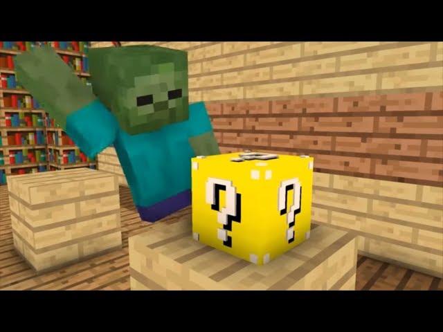 Monster School : ALL ANIMATIONS - Minecraft Animation