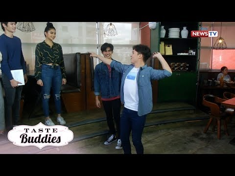 Taste Buddies: Dance challenge with Adbul Raman and Radson Flores