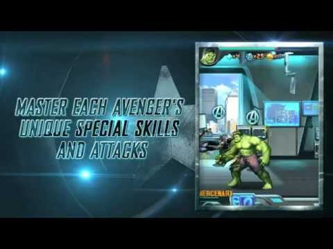 Download Avengers Mobile Game Free For Nokia 5130,X3, C2-01