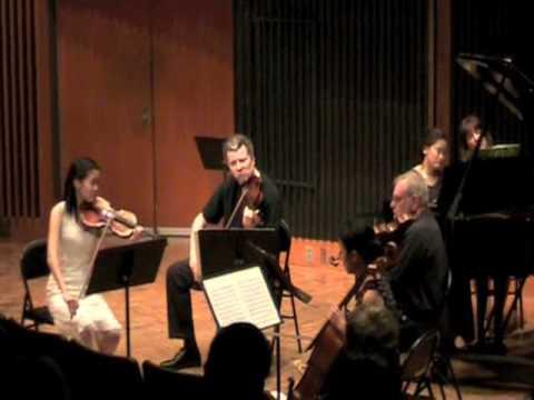 Shostakovitch Piano Quintet - Part 2 - V Finale Al...