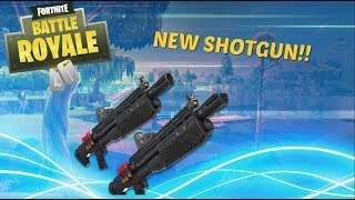 NEW SHOTGUN?!! ///John Wick Skin -SOLO- *297+ wins* (Fortnite Battle Royale )
