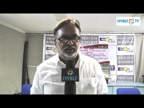 Khalid Ahmed Organizer Horticulture and Agriculture-Hybiz.tv