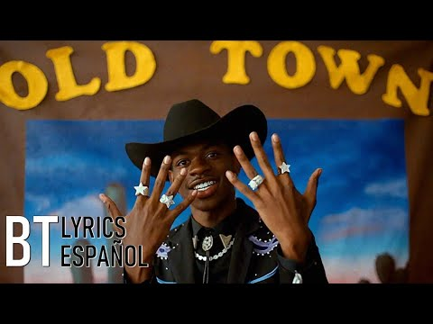 Lil Nas X - Old Town Road ft. Billy Ray Cyrus (Lyrics + Español) Video Official