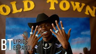 Lil Nas X - Old Town Road ft. Billy Ray Cyrus (Lyrics + Español)