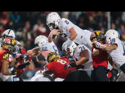 Penn State's Mike Gesicki on first meeting Tommy Stevens and his development since