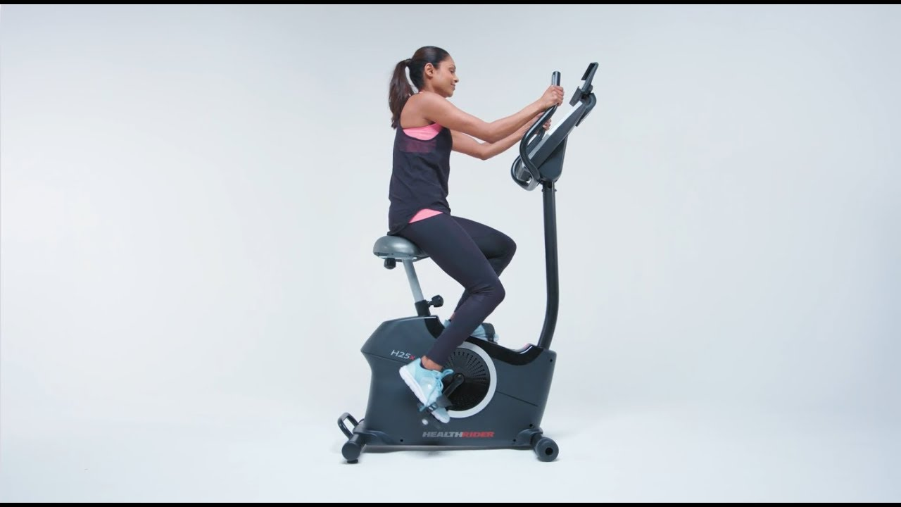 The Benefits Of An Exercise Bike Youtube