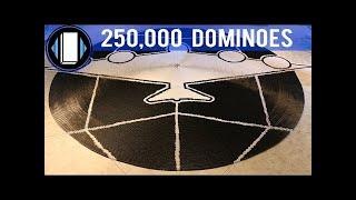 250,000 Dominoes - Incredible Science Machine: World Edition - VideoStudio