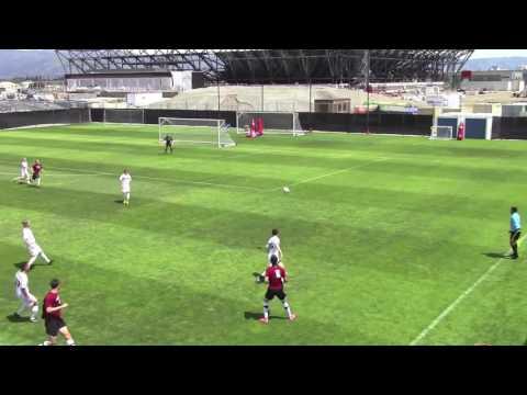 Dylan Autran Santa Clara University #8 Highlight Video