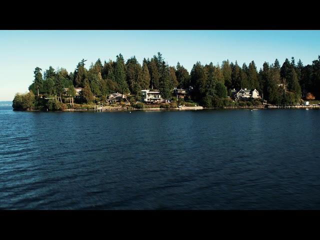 Port Madison: Bainbridge Island Waterfront Homes