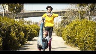 رقص دق و تكسير اوليفر و شيتوس علي مهرجان الشيخ رمضان 2017 رقص جامد