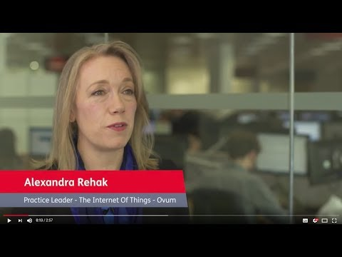The Internet of Things | Ovum Research Services | Alexandra Rehak ...