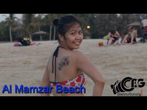 Al-Mamzar Park in Dubai [bishnugurung.com]