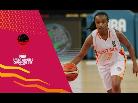 Full Game - Equity Bank (KEN) v V-Club (COD) - FIBA Africa Women's Champions Cup 2017