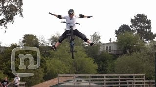 How To Do (A) Nothing On A BMX With Ryan Nyquist & Allan...
