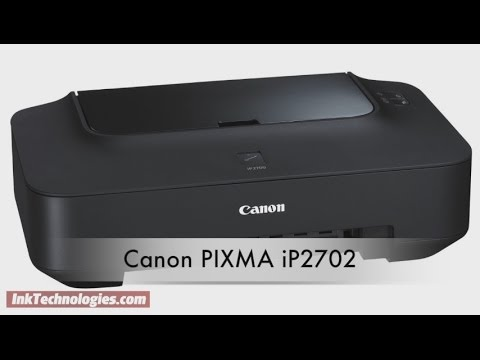 CANON IP2702 PRINTER DRIVERS DOWNLOAD (2019)