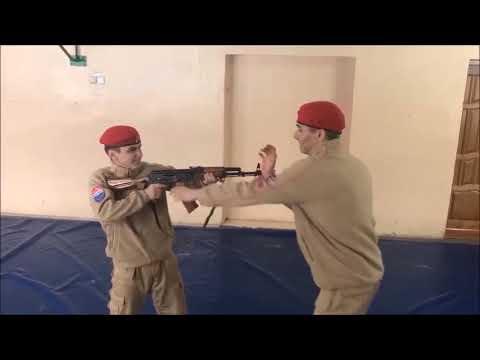 Юнармейский отряд «Экипаж» школа №8 г.о. Самара