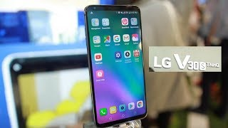 LG V30s ThinQ Launched At MWC 18 - First Look | LG V30 VS LG V30s ThinQ