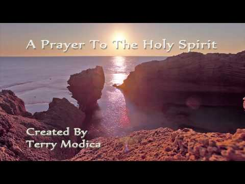A PRAYER TO THE HOLY SPIRIT | GOOD NEWS MINISTRIES
