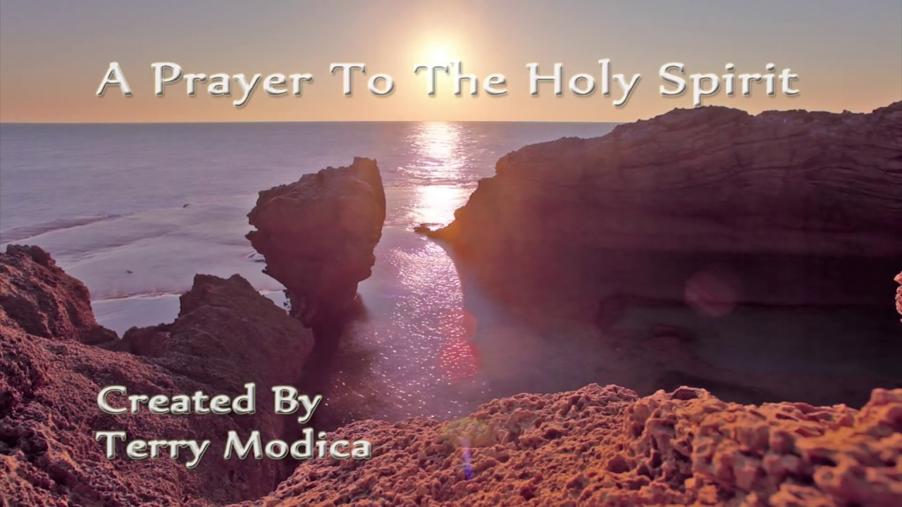 A Prayer for a personal relationship with the Holy Spirit