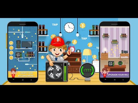 Bitcoin Mining Cryptocurrency Cloud Miner Game Apps On Google -