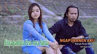 nisya pantura feat arya satria - Ngapuranen Aku (duet Super ngenes)