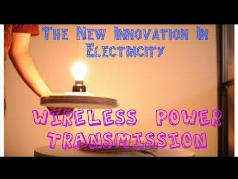 EEE WIRELESS POWER TRANSMISSION PROJECT