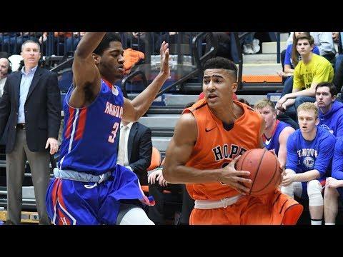 Hope College v. John Carroll - NCAA D3 Men's Basketball