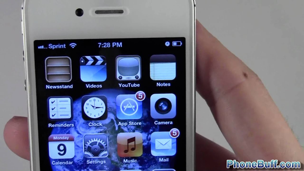 Battery Symbol Iphone How To Turn Battery Percentage Icon On The Iphone Youtube