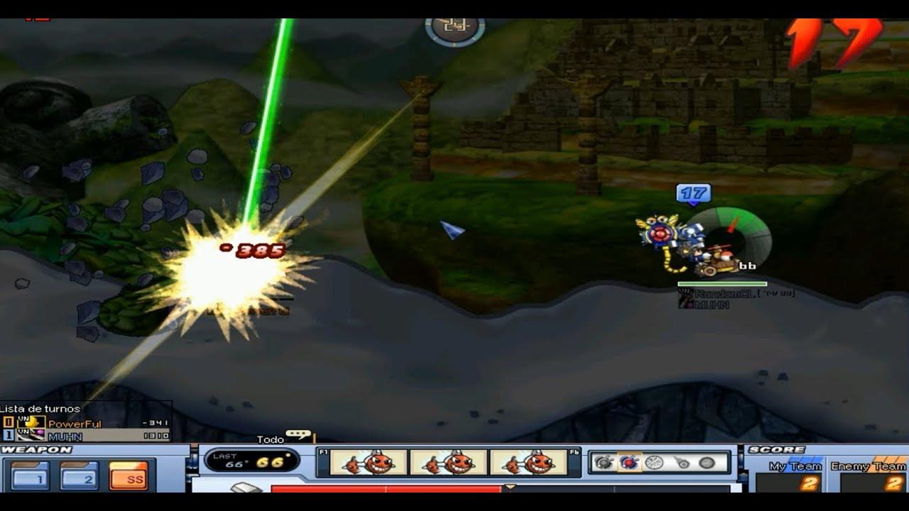 Gunbound Việt Nam 1 thời   game online xưa.
