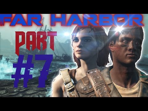 Fallout 4 Far Harbor DLC Gameplay Walkthrough Lets Play Part 7 (Ps4/Xbox One/PC)| VIM  POWER ARMOR