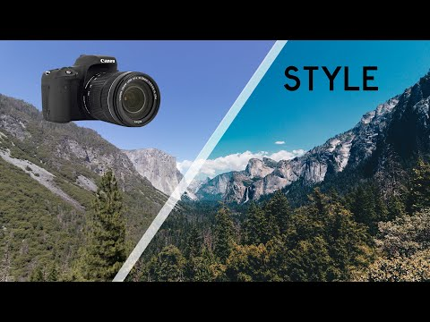 Edit Landscape Photography | Lightroom Tutorial thumbnail