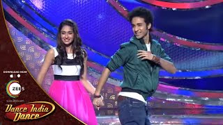 Raghav Flirts With Ileana - Behind The Scenes - DID Lil Masters 3