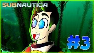 THE QUEST FOR FINS | SUBNAUTICA #3 | DAGames