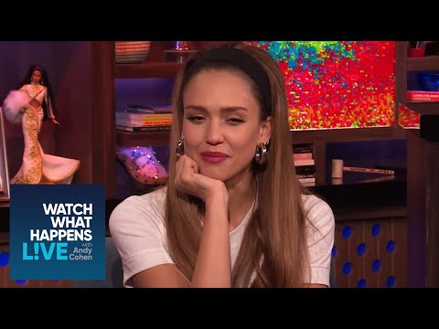 Would Jessica Alba Invest in Beer Cheese?  WWHL
