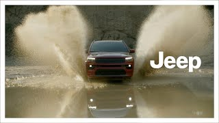 Jeep® |2022(JEEP®) REDCompass | (RED) Mission