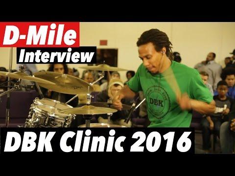D-Mile DBK Clinic 2016 Interview
