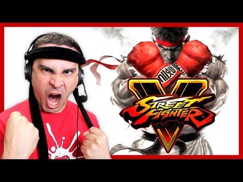 Μπράβο 2J! (Street Fighter V: Online)