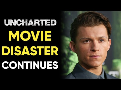 The Uncharted Movie DISASTER Continues - RANT!