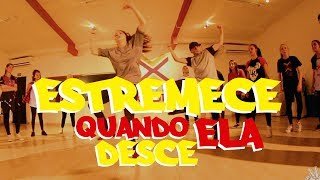 Baixar Os Cretinos e MC WM - Estremece Quando Ela Desce Coreografia • Broop'Z | Curitiba