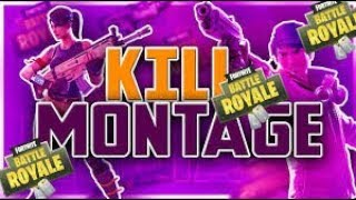 "ABC... KILL MONTAGE ""FORTNITE"" (alasen - heavenly city Bass Boosted)"